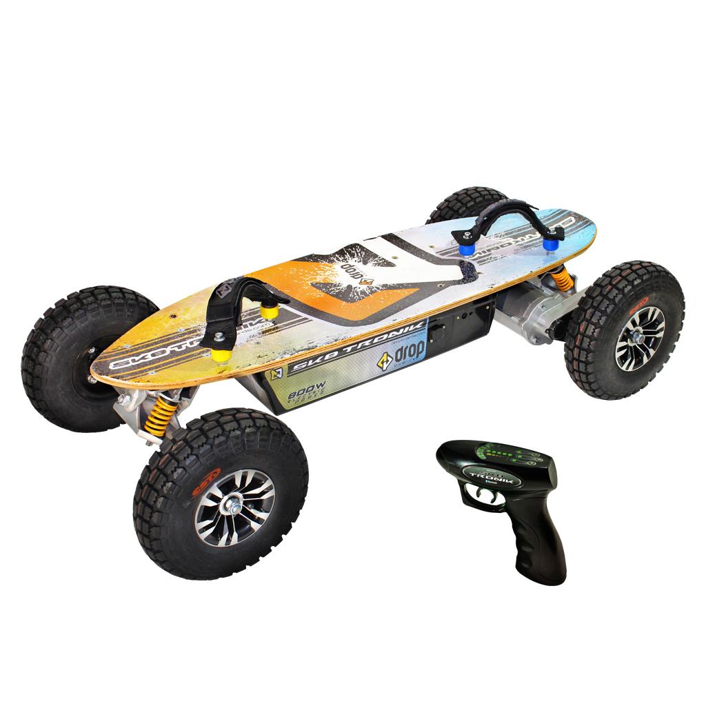 Skate Elétrico Sk8tronik Tech