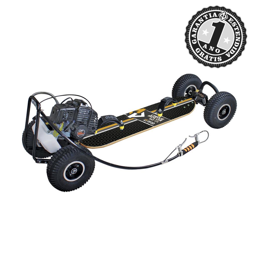 Skate Motorizado Carve Motor 50cc Dropboards