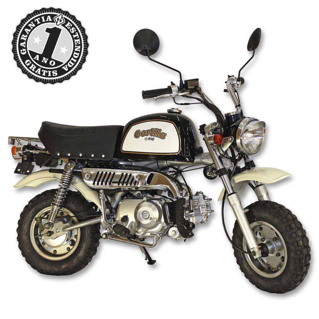 Moto RETROLINE GORILLA 50cc 77921fca2a9