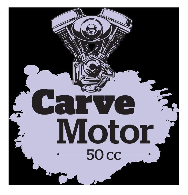 CarveMotor 50 cc