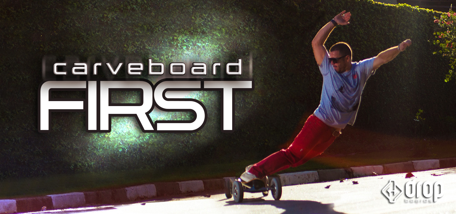 Carveboard First